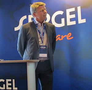 Foto: Sven Ingebretsen, Adm. Dir Sergel Norge.
