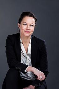 Foto: Hege Stokmo, leder for Forretningsjuridisk i Virke/advokat og medlem av Hvitvaskingslovutvalget